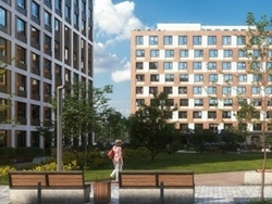 Проект «Первый квартал» Сдача в 2018 г., ипотека от 6%,